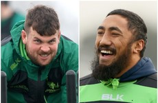 Aki and Oliver come into Connacht starting XV for visit of Pat Lam's Bristol