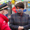 Arlene Foster says Northern Ireland and its people 'need to up our game'