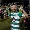 Jack Byrne scoops top soccer writers' award