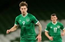 The Irishman aiming to fill David McGoldrick's boots