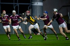 O'Shea strikes 0-12 as Galway see off Kilkenny to book Leinster hurling final place