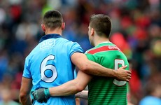 Old foes Dublin and Mayo show their hand for tomorrow's All-Ireland final showdown