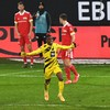 16-year-old wonderkid becomes youngest Bundesliga scorer but Dortmund flop at Union Berlin