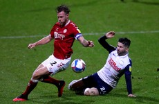 Irish contingent to the fore as Preston extend Bristol City's losing run
