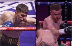 McKenna earns second stoppage in eight days, McGinty shows chin to win barn-burning debut