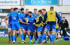 Baird to the fore as re-jigged Leinster see off Saints