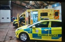 Irish ambulance crews lend support in Northern Ireland amid strained health services