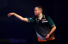 Carlow native Lennon progresses to second round of World Darts Championship