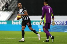 Callum Wilson penalty rescues scarcely-deserved draw for Newcastle