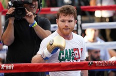 Mexico's Alvarez overpowers Britain's Smith to claim two titles