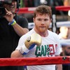 Mexico's Alvarez overpowers Britain's Smith to claim two titles
