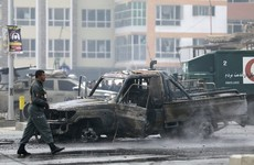 At least eight killed in car bomb blast in Afghanistan's capital