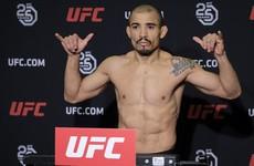 Jose Aldo defeats Marlon Vera at UFC Fight Night