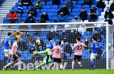 Heartbreak for 10-man Sheffield United, as their winless run continues