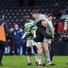 Hazard turns hero as Celtic beat Hearts on penalties to seal 'quadruple treble'