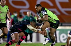 Connacht on the brink of European exit after losing to Bristol