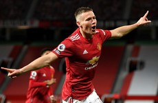 Man United put six past Leeds in wild renewal of rivalry