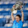 Aherne makes history by becoming first captain to lift four successive All-Irelands