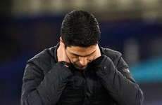Arteta leaves fans puzzled by percentages in explanation of Arsenal form