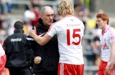 "Mulligan:  ""We have to apologise to the Tyrone fans"""