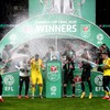 Carabao Cup final pushed back by two months in hope fans can attend