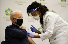 US President-elect Biden gets Covid-19 vaccine and says 'it is nothing to worry about'