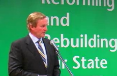 Kenny promises new political corruption laws, with up to 10-year jail terms