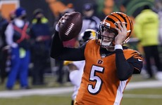 Bengals stun Steelers as Pittsburgh suffer third straight loss