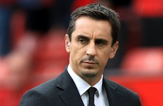 Gary Neville feels it is 'nonsense' to suggest football should be stopped again