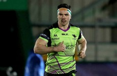 Connacht boss Friend tells players to stay away from social media feedback