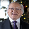 Watch: President Michael D Higgins delivers his Christmas address to the nation