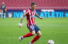 Atletico Madrid and England defender Trippier hit with 10-week ban for breaching betting rules