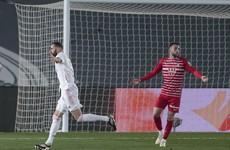Real move level with Atletico at La Liga summit