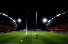 Munster's clash with Leinster in Thomond Park postponed