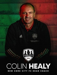 Cork City name former Irish international and club legend as new head coach