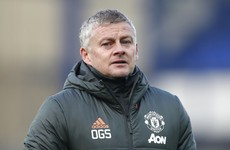 Talk of title is for others not Solskjaer's United