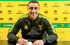 Irish striker Adam Idah commits his future to Norwich City