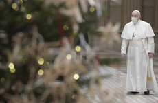 Pope Francis pleas for Covid-19 vaccines for all in Christmas Day message
