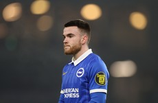Brighton boss Potter believes Aaron Connolly will be better for current goal struggles