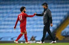 Jurgen Klopp says managing players like Mohamed Salah can be 'challenging in a good way'