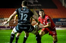 Blues and Scarlets both win to close gap on Connacht in Pro14 Conference B
