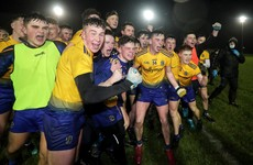 Walsh goal decisive as Roscommon minors claim final GAA honours of 2020 in biblical conditions