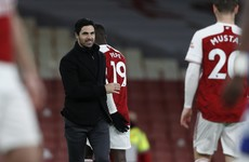 Mikel Arteta hopes Chelsea win will be a 'turning point' for Arsenal