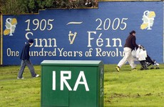 IRA did not want Sinn Fein to get involved with backchannel peace talks with the British