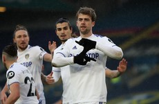 Patrick Bamford's 10th goal of the season earns Leeds victory