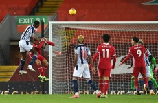 Allardyce leads West Brom to Anfield draw with lacklustre Liverpool