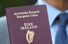 Number of Irish passports issued this year fell by 60%