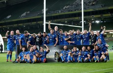 How Leinster's dominance in 2020 was years in the making
