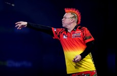 Defending champion Peter Wright shocked in third round of World Championships