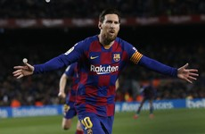 'Barca is my life' but Messi still coy on club future